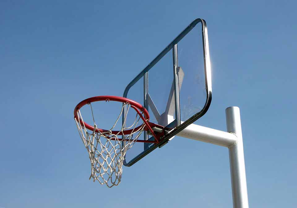 Backyard Basketball Court Ideas